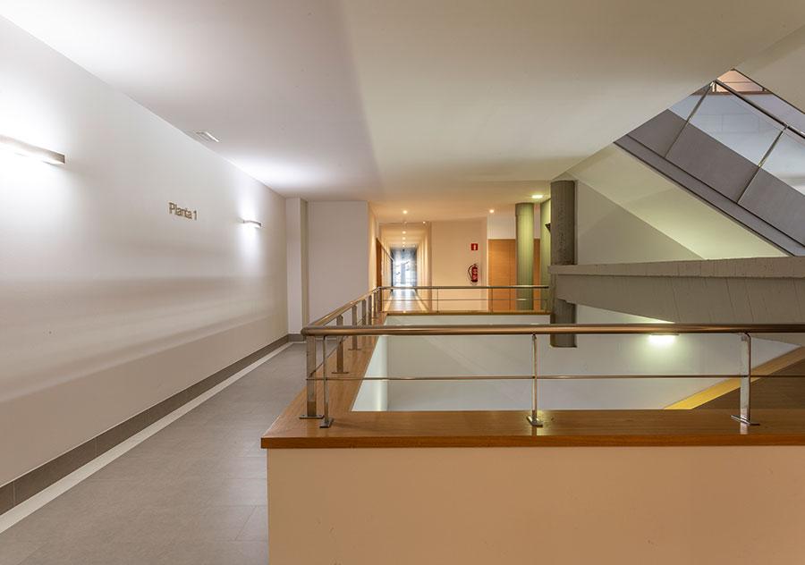 Venda de pisos a Montjuic (Girona) - Edifici Fort Roig